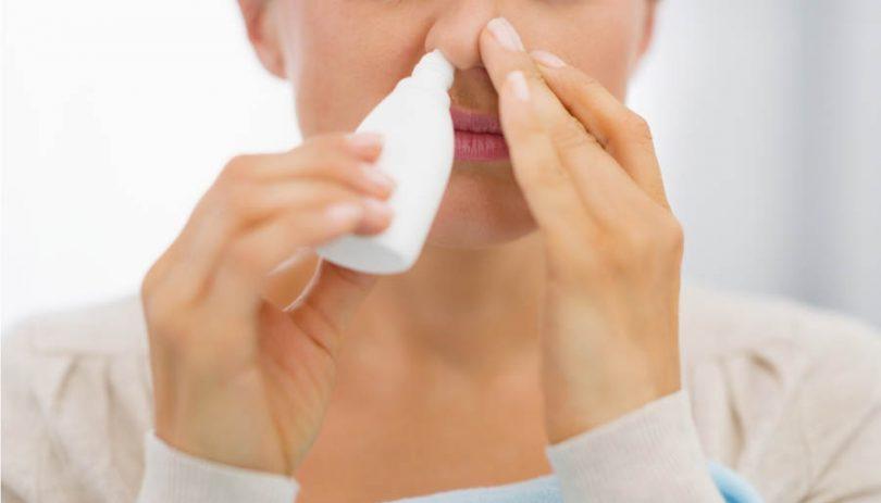 Usar descongestionante nasal em excesso faz mal à saúde?